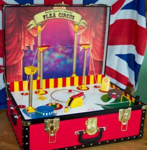 Flea Circus in case