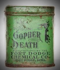 Gopher Poison old pic