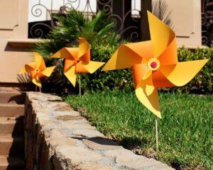 gophers pinwheels